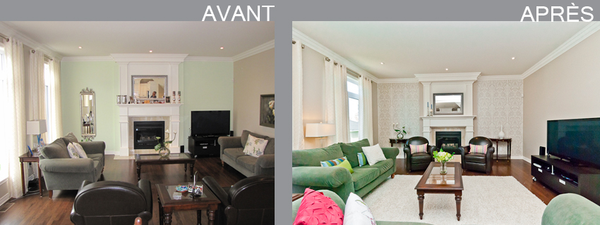Home staging par pam la venne home staging repentigny 2 - Location meuble home staging ...